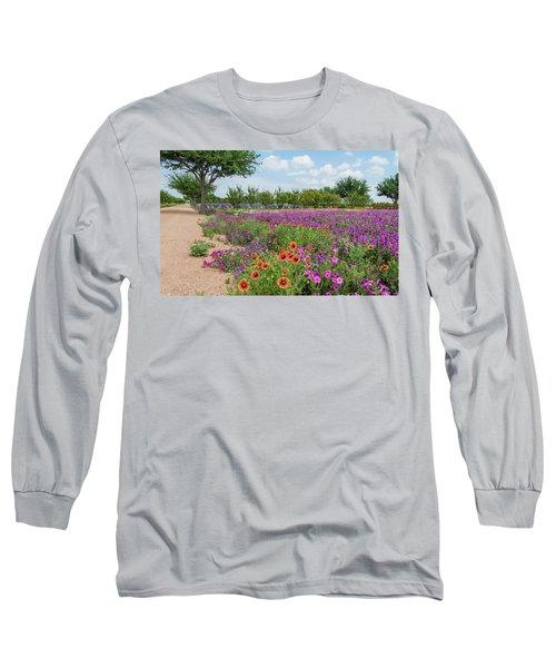 Trailing Beauty Long Sleeve T-Shirt