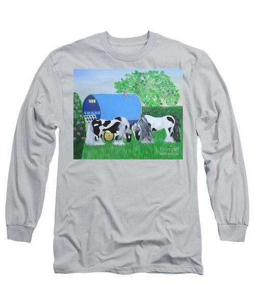 Travelling Light Long Sleeve T-Shirt