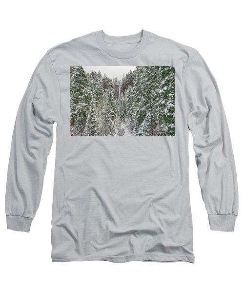 Treasure Falls Is One Of Colorado's Priceless Treasures.  Long Sleeve T-Shirt