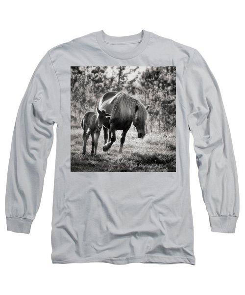 Treasured Moment Long Sleeve T-Shirt