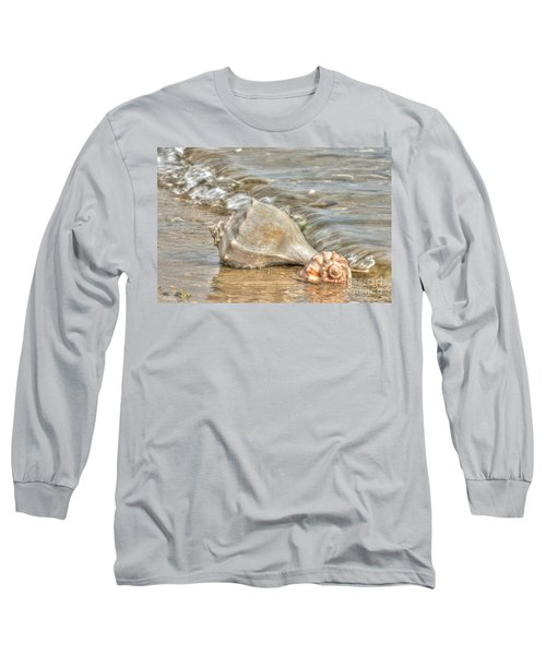 Treasures Found Long Sleeve T-Shirt by Benanne Stiens