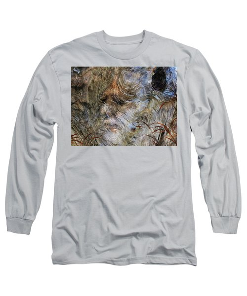 Long Sleeve T-Shirt featuring the photograph Tree Memories # 35 by Ed Hall