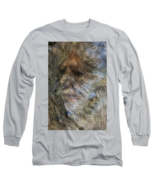 Long Sleeve T-Shirt featuring the photograph Tree Memories # 41 by Ed Hall