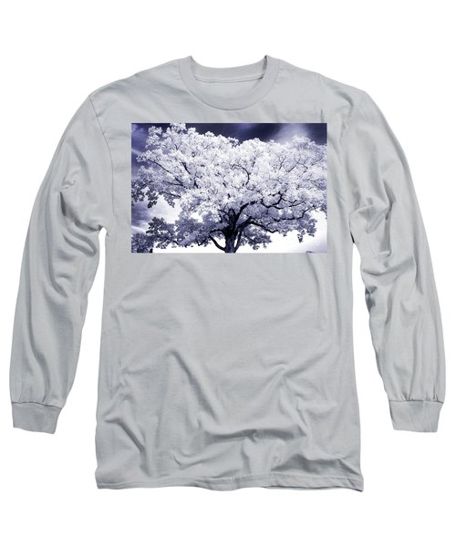 Long Sleeve T-Shirt featuring the photograph Tree by Paul W Faust - Impressions of Light