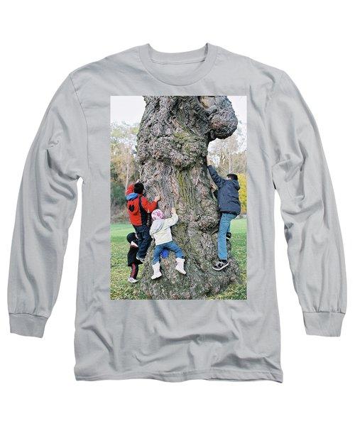 Tree Urchins Long Sleeve T-Shirt