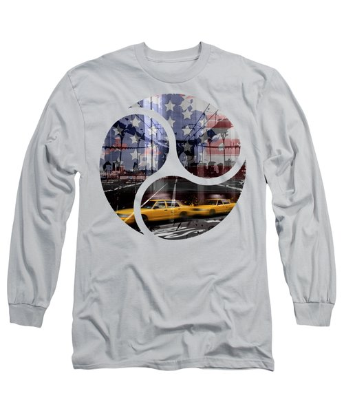 Trendy Design Nyc Composing Long Sleeve T-Shirt