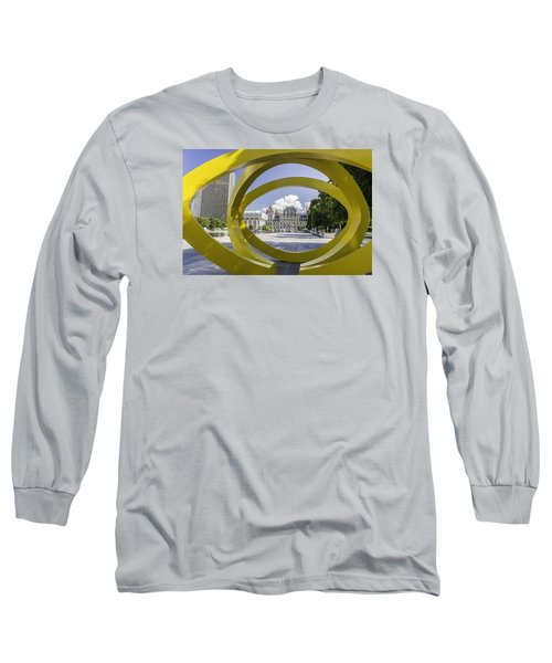 Trio Long Sleeve T-Shirt