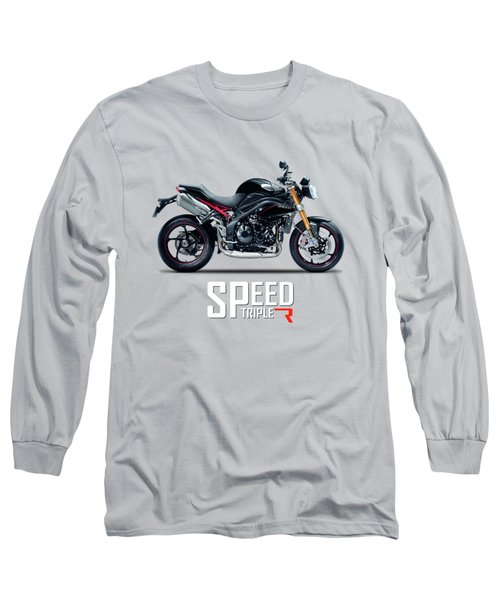 Triumph Speed Triple R Long Sleeve T-Shirt