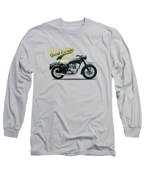 Triumph - The Great Escape Long Sleeve T-Shirt