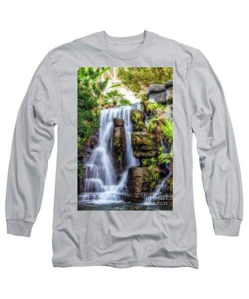 Tropical Falls Long Sleeve T-Shirt