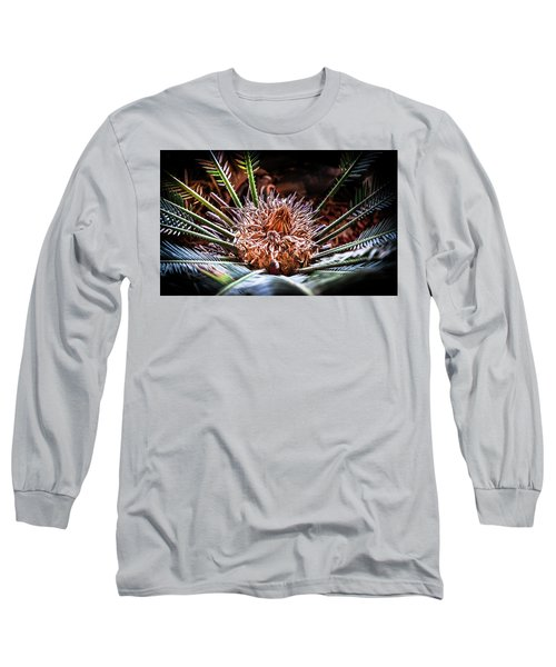 Long Sleeve T-Shirt featuring the photograph Tropical Moments by Karen Wiles