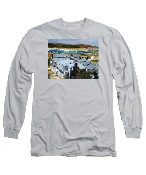 Roseville Beach Colony Long Sleeve T-Shirt