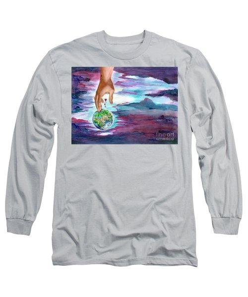 Trust Me Long Sleeve T-Shirt