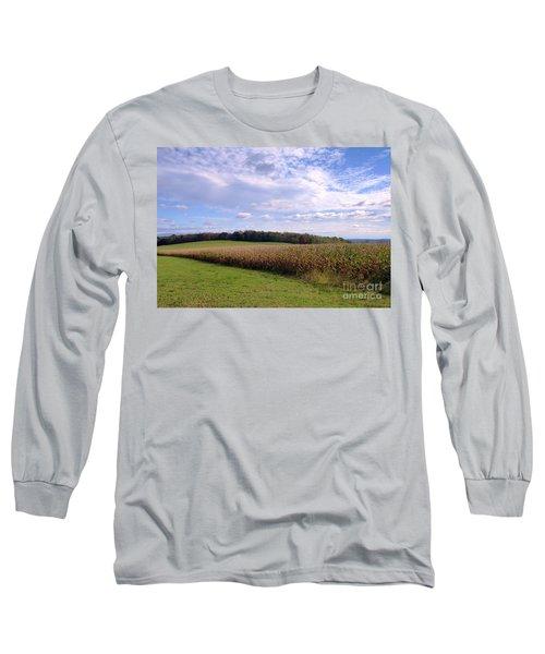 Trusting Harvest Long Sleeve T-Shirt