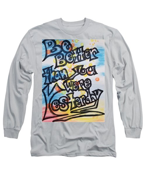 Try Long Sleeve T-Shirt