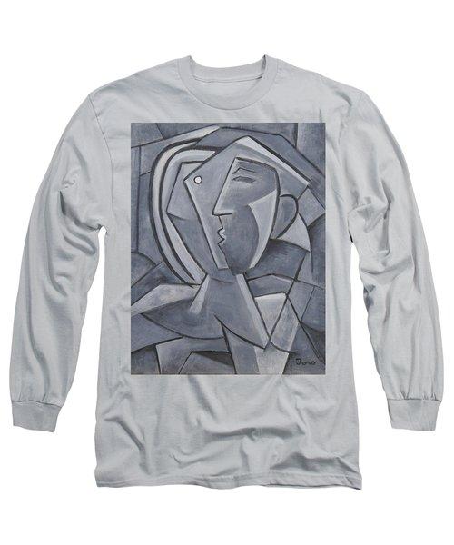 Tu Y Yo Long Sleeve T-Shirt by Trish Toro