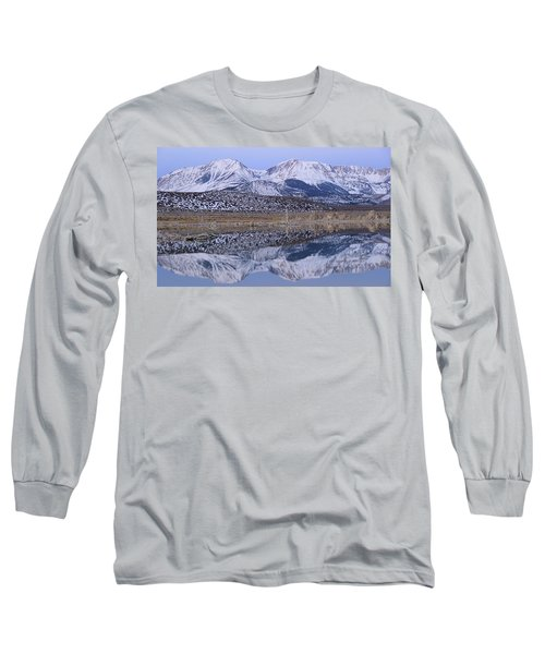 Tufa Dawn Winter Dreamscape Long Sleeve T-Shirt