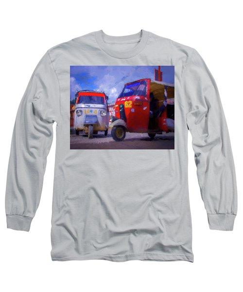 Tuk Tuks  Long Sleeve T-Shirt
