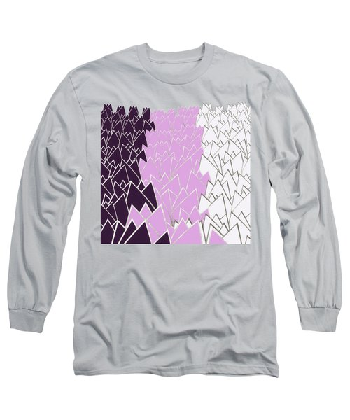 Tulip Field Long Sleeve T-Shirt