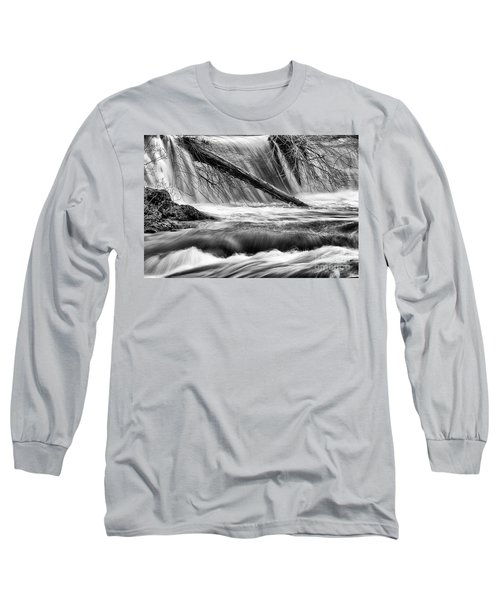 Tumwater Waterfalls#3 Long Sleeve T-Shirt