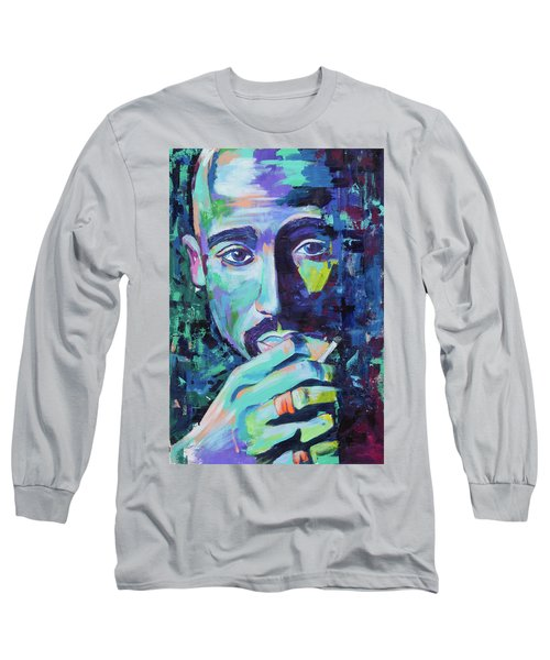 Tupac Long Sleeve T-Shirt