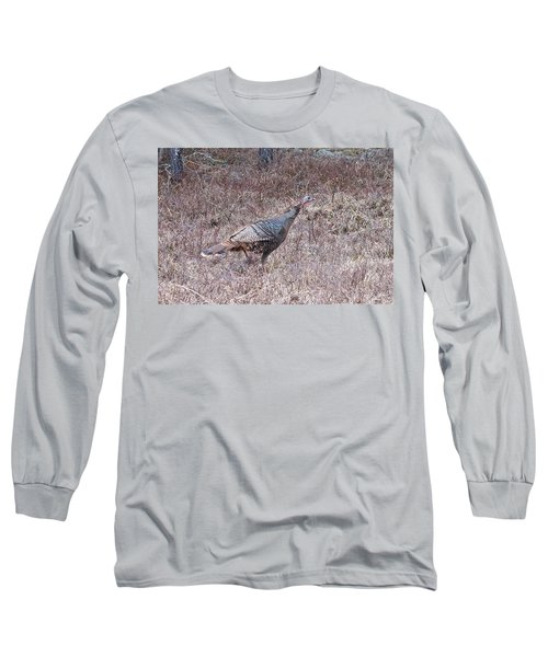 Long Sleeve T-Shirt featuring the photograph Turkey 1155 by Michael Peychich