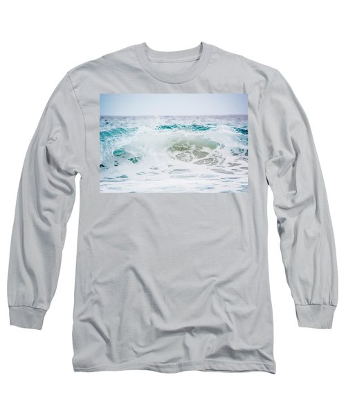 Turquoise Beauty Long Sleeve T-Shirt by Shelby Young