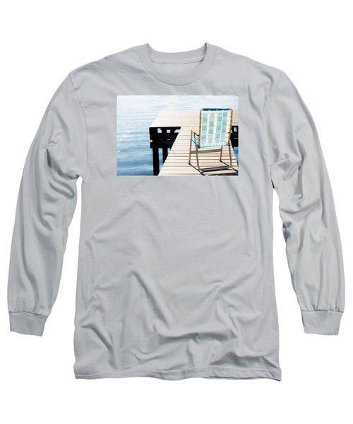 Turquoise Paradise Long Sleeve T-Shirt