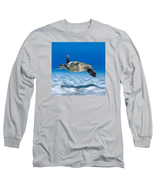 Turtle Flight -  Part 2 Of 3  Long Sleeve T-Shirt