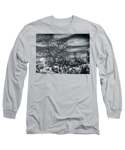 Twisted Branches Long Sleeve T-Shirt