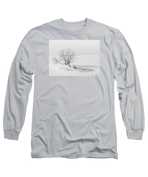 Twisted Tree Long Sleeve T-Shirt by Dan Traun