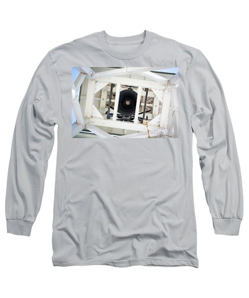 Long Sleeve T-Shirt featuring the photograph Uga Chapel Bell by Parker Cunningham
