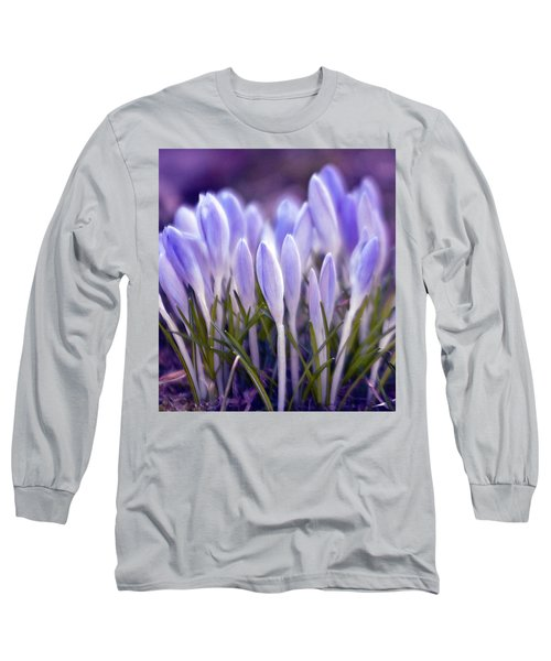 Ultra Violet Sound Long Sleeve T-Shirt