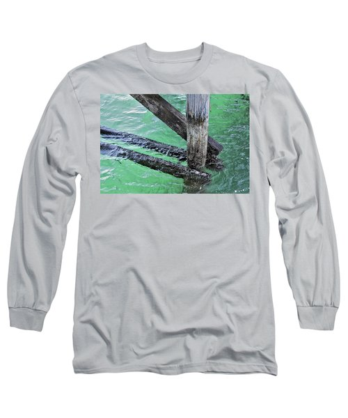 Under The Boardwalk Long Sleeve T-Shirt
