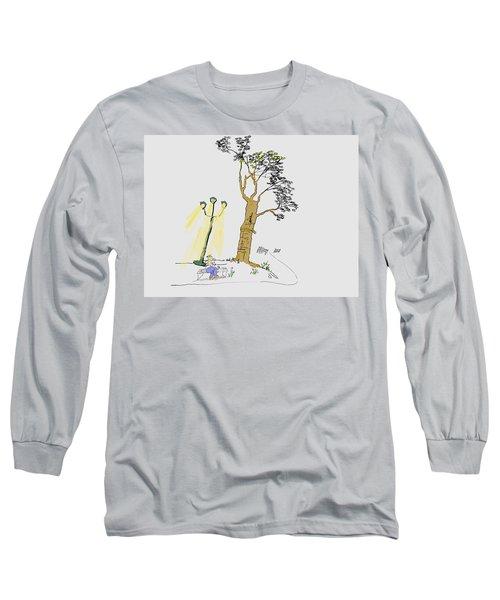 Under The Light Long Sleeve T-Shirt