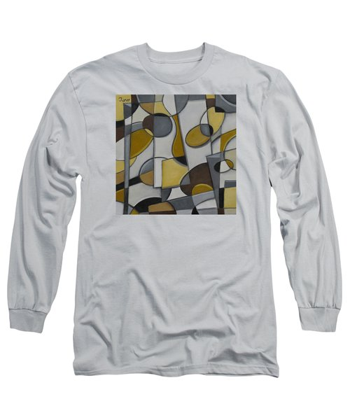 Under The Radar Long Sleeve T-Shirt by Trish Toro