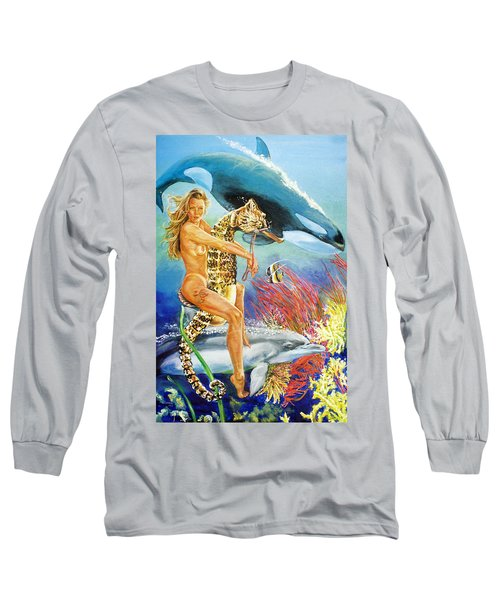 Undersea Fantasy Long Sleeve T-Shirt