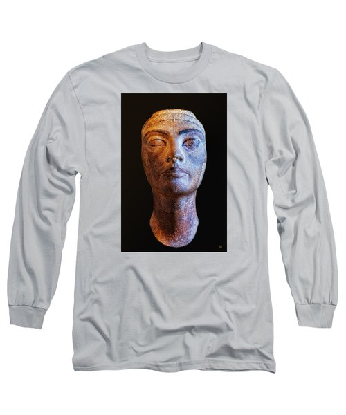 Unfinished Nefertiti Long Sleeve T-Shirt