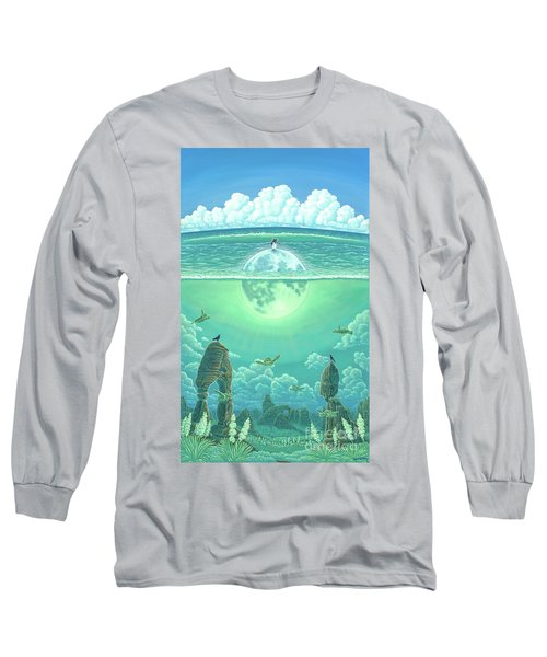 Unforeseeable Future Long Sleeve T-Shirt