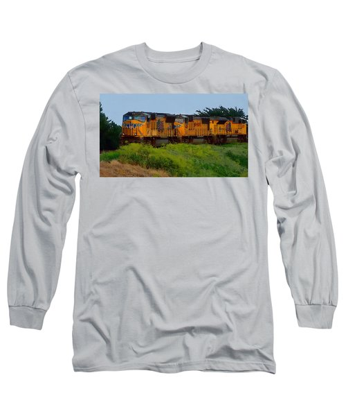 Union Pacific Line Long Sleeve T-Shirt