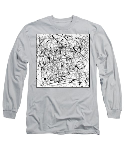 Universal Painting Long Sleeve T-Shirt by Ismael Cavazos
