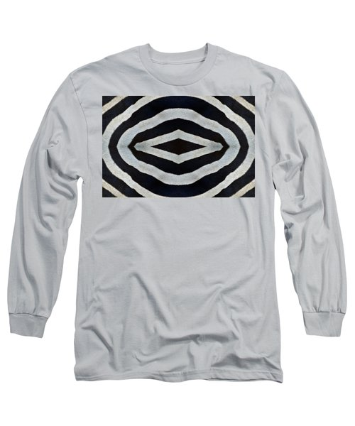 Long Sleeve T-Shirt featuring the photograph Untamed by Tony Beck