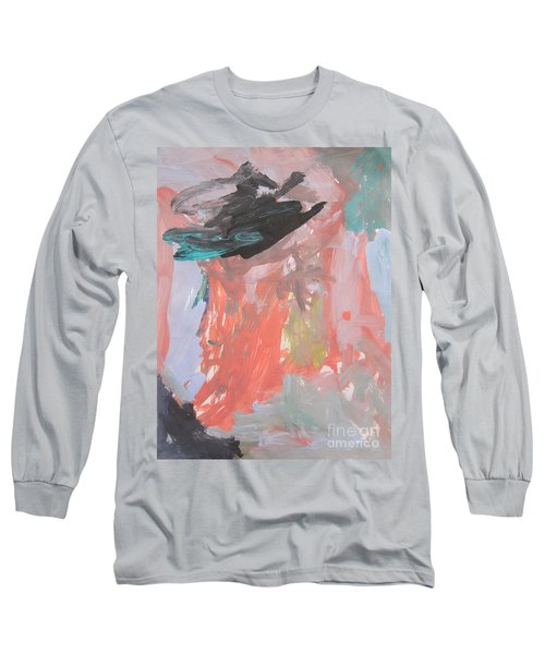 Untitled #11  Original Painting Long Sleeve T-Shirt