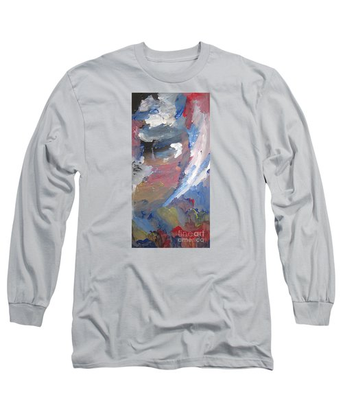 Untitled 141 Original Painting Long Sleeve T-Shirt