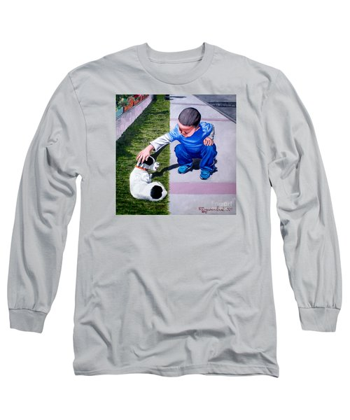 Untitled-2 Long Sleeve T-Shirt