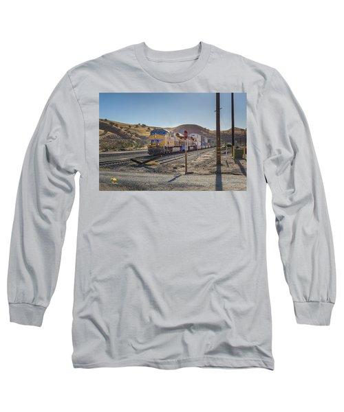 Up7472 Long Sleeve T-Shirt