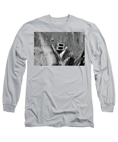 V8 Emblem Long Sleeve T-Shirt