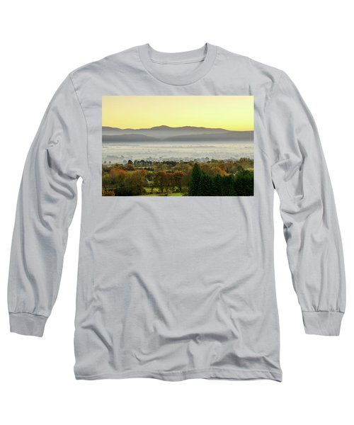 Valley Of Mist Long Sleeve T-Shirt