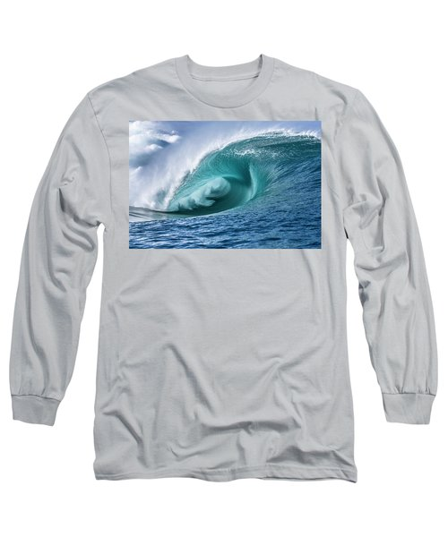 Velocity Curl Long Sleeve T-Shirt