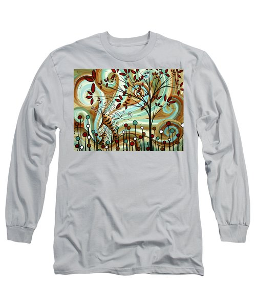 Venturing Out By Madart Long Sleeve T-Shirt